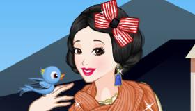 La Princesa Blancanieves de Disney