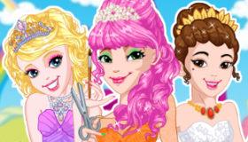 So Sakura Belleza de princesas