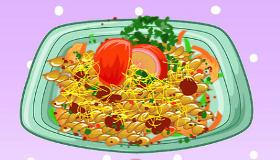 Hacer espaguetis