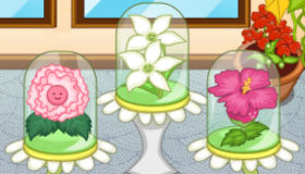 La máquina de flores