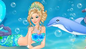 Sirenas y delfines