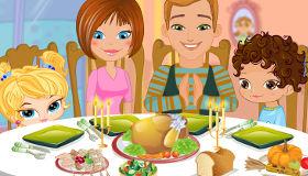 Decorar la cena de Acción de Gracias