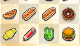 Puzzle de comida