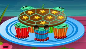 Juego de cupcake online