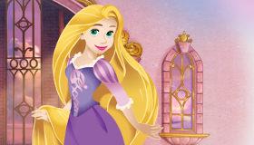 Viste a Rapunzel de Enredados