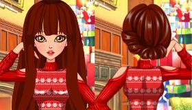 Peinados de Navidad