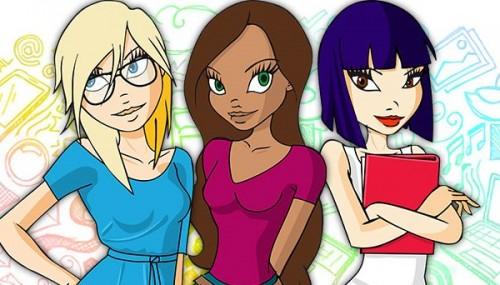 Lilou, Lea y Lee